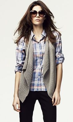 Theory Mally Knit Vest Profile Photo