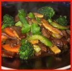 Beef and Vegetable Stir Fry - Low Carb Sugar Free Stir Fry Recipes, Beef Recipes, Cooking Recipes, Healthy Recipes, Dishes Recipes, Stir Fry Low Carb, Vegetable Samosa, Vegetable Tian, Vegetable Spiralizer