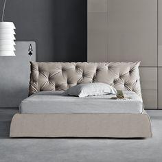 Pianca USA Impunto Platform Bed, in polyester - $3,123