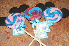 Greene Acres Hobby Farm: Mickey Mouse Clubhouse Birthday Party