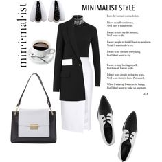 A fashion look from November 2015 featuring Alexander Wang sweaters, Givenchy blazers and Cushnie Et Ochs skirts. Browse and shop related looks.