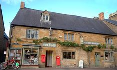 The Toy Shop is a wonderful independent retailer in Moreton-in-Marsh - make sure you support it!