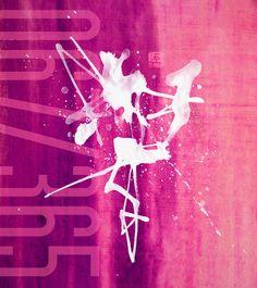 擧(挙)kyo, ageru : raise / Japanese calligraphy by Goroh Tagawa / 田川悟郎 書道作品
