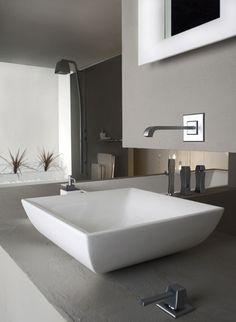 Gessi products - BATHROOM BATH AMBIENCE MIMI