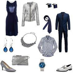 Mit aufeinander abgestimmten Outfits im Partnerlook könnt ihr zeigen, dass ihr euch auch modemäßig perfekt versteht.