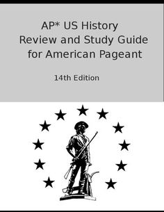 AP* US History Review and Study Guide for American Pageant -...: AP* US History Review and Study Guide for American Pageant -… #Education