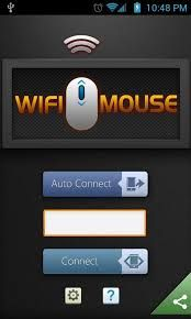 Now Transform  Your Android Phone into Remote Wireless Mouse.