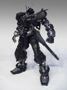PG 1/60 Astray Gundam Ninja Custom Paint: Modeled by Freddie