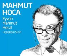 Her zaman öğrencilerinin iyiliğini düşünen Mahmut Hoca'mız... #öğretmenlergünü #teachersday #HababamSınıfı #MahmutHoca