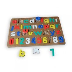 Puzzle Alphabet - Numeric Puzzle sebagai stimulasi mainan Edukasi dari Kayu, aman non toxix, ber SNI, awet, memiliki berbagai macam manfaat utk mengoptimalkan perkembangan anak....yuk diorder ayah bunda...jangan sampai anaknya kelewatan masa golden age-nya tanpa stimulasi yang tepat :) Harga : Puzzle angka dan huruf 40rb #MainanBayi #MainanAnak #MainananakID #jualmainan #MainanEdukatif #mainananakperempuan #grosirmainananakmurah #grosirmainananak #jualmainananak #mainankayu #mainanedukasi