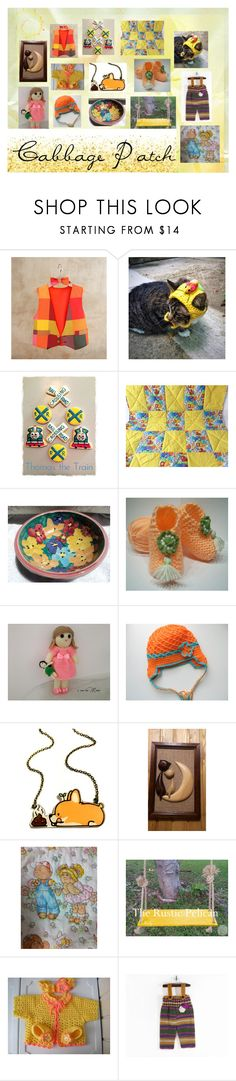 Cabbage Patch: Great Presents for Kids by paulinemcewen on Polyvore featuring interior, interiors, interior design, home, home decor, interior decorating, Giallo, Bambola, Winter and Christmas