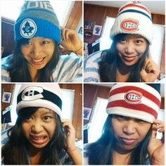 One Habs toque isn't enough. Which one is your favourite? Which One Are You, Your Favorite, Bucket Hat, Fan, Board, Fashion, Moda, Bob, La Mode