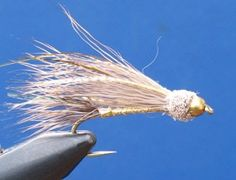 rolled muddler minnow / thenorthwestflyfisherman.com ...coho