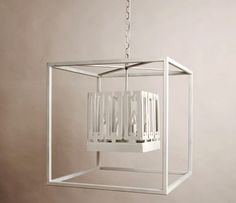boxed in lantern