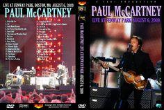 Paul McCartney live at Fenway Park