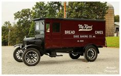 """The Green Mile - A 1925 Ford Model TT Delivery Van. It was in the Tom Hanks movie """"The Green Mile"""", so it is quite famous!!"""