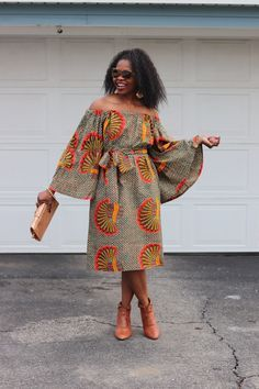 African Dresses Ankara Dress African Print Dress African Fashion African Clothing Off the Shoulder Dress VeesFabDesigns 5 out of 5 stars African Fashion Ankara, Latest African Fashion Dresses, African Dresses For Women, African Print Dresses, African Print Fashion, African Attire, African Wear, Modern African Dresses, African Dress Styles