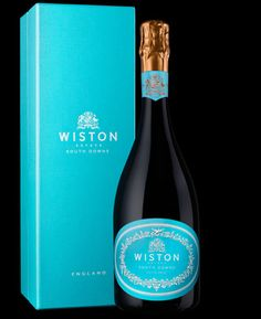 WISTON ESTATE At last. A wine that actually looks proud to be British.