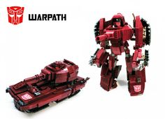 LEGO Transformers   LEGO TRANSFORMERS - lego creations by Orion Pax