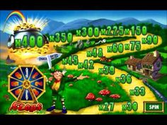 Play Rainbow Riches slot machines online, watch this video and find out where to get £10 free play.