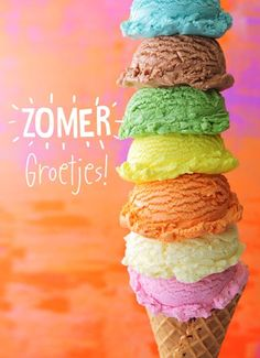 Verras iemand deze zomer met zomers groetjes! #hallmark #hallmarknl #zomer…