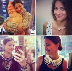 <3 necklaces  Maria Duenas Jacobs