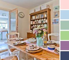 All things nice...: Kirstie Allsopp Homemade & Vintage Home....