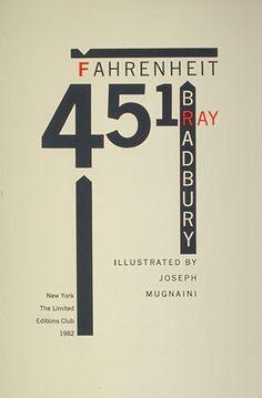 Brave New World - Compared To Fahrenheit 451