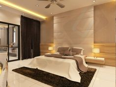 Amazing Bedroom 3D Design with 3d Render 3d Max Interior Design