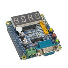 Raspberry Pi 3 GPIO-232 Expansion Board LED Nixie Tube 485 232 UART Keys Multifunction GPIO Extension Board for Raspberry Pi