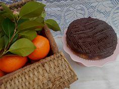 Coisas simples são a receita ...: Bolo Grão Vasco de laranja e amêndoa sem açúcar