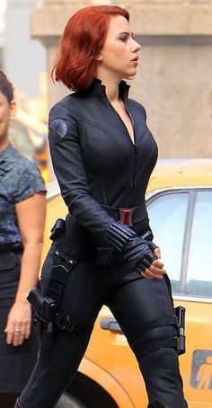 Scarlett Johansson as Black Widow Scarlett Johansson, Black Widow Scarlett, Black Widow Natasha, Marvel Women, Marvel Girls, Natasha Romanoff, Black Widow Avengers, Black Widow Cosplay, Marvel Characters