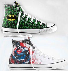 Batman Converse in luv