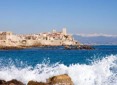 A playground for the rich, the famous, and even the middle class, Antibes is renowned for its pristine-sand, crystal-clear beaches. But that's not all there is to this beautiful resort town, for Antibes tells of a colorful history, vibrant culture, and fascinating tradition. You can tread to