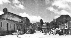 Largo da feira de Igarassu 1955.