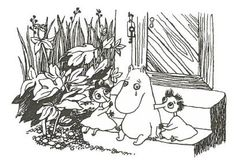 The secret message in Mymble's name – queer themes in Tove Jansson's life and work part 2 - Moomin Tove Jansson, Story Characters, Female Characters, Moomin Shop, Land Of Ooo, Moomin Valley, Hobgoblin, Artists For Kids, Little My