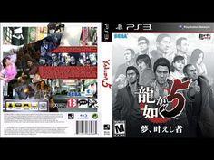 YAKUZA 5 #BACKLOG PLAYSTATION 3 #PS3 REVIEW GAMEPLAY
