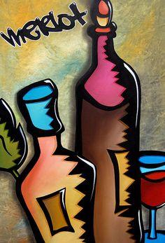 Tasting by Thomas Fedro Painting