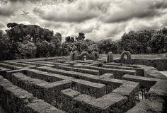 #labyrinth #Labrint #Barcelona #Catalunya #España #Travel #Photography