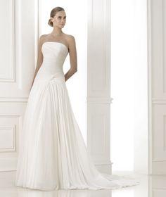 Pronovias - Wedding - Wedding Dress - Abito da Sposa 2015 - Bride - Bridal