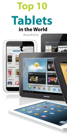 Top 10 Tablets in the World