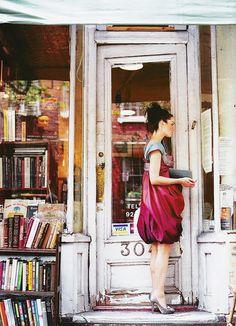 #Librerías The #Bookstore