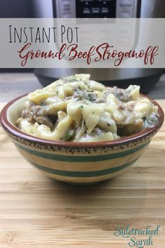 Instant Pot Ground B