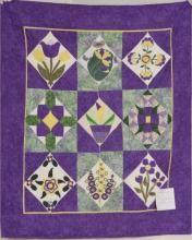 Mennonite Log Cabin Streak of Lightning, 1880s cotton quilt, with ... : mennonite quilts sale - Adamdwight.com