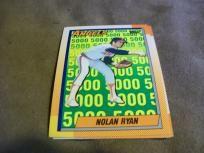 1990 topps #3 / 5000 card Nolan Ryan - Angels