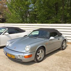 Being asked about a 964 Speedster yesterday I thought I'd share another one with you. #Porsche #911 #964 #Speedster #Carrera #Porsche911 #Porsche964 #911Speedster #964Speedster #Porsche911Speedster #Porsche964Speedster #aircooled #luftgekühlt #Flat6 #Boxer #NoSubstitute #LovePorsche #car #Dinslaken by skgt3rs