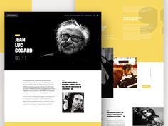 Jean-Luc Godard Bio   Concept