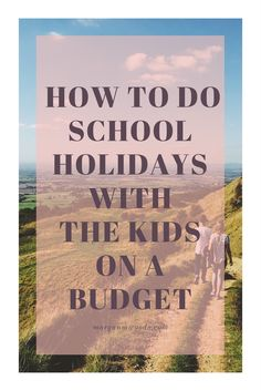 School Holidays coming up? Dont want to blow your budget but want to keep the kids occupied? Check out some of the ideas my children came up with for free days out. Click through now to find out. Living On A Budget, Frugal Living Tips, Cheap Days Out, How To Find Out, How To Make Money, Family Days Out, Family Life, Money Saving Tips, Managing Money