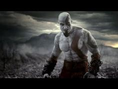 God of War: Ascension: the god of war God Is For Me, Spartan Warrior, Matte Painting, God Of War, Greek Gods, Mythology, Video Game, Batman, Superhero