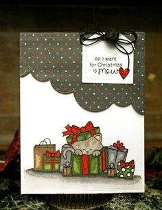 ".: Newton's Nook Designs October ""Holiday Release"" ~ ""Christmas Cuddles""!! =)"